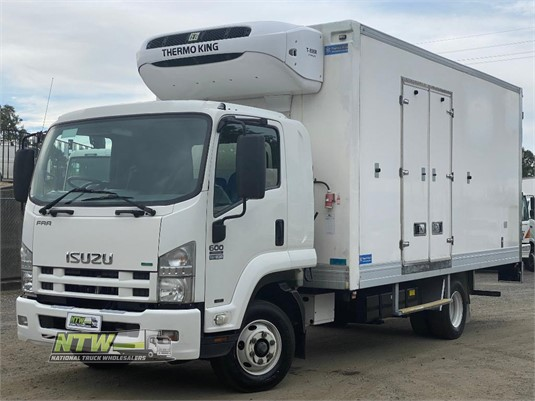 2012 Isuzu FRR 600 National Truck Wholesalers Pty Ltd - Trucks for Sale