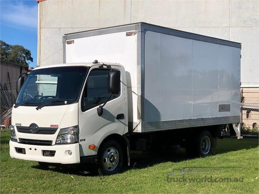 2015 Hino 300 616 Hills Truck Sales - Trucks for Sale