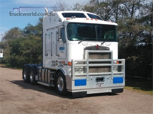 2010 Kenworth K108 Aerodyne - Trucks for Sale