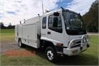 2006 Isuzu FRR 500 Medium Service Vehicle