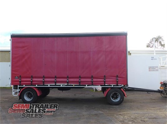 2016 Custom Curtainsider Trailer Semi Trailer Sales - Trailers for Sale