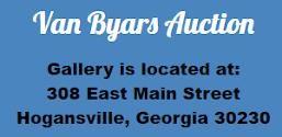 Van Byars Auction