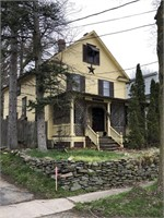June 15th Real Estate Auction Bradford St. Perry NY