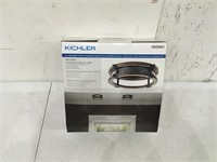 "Kichler 6"" Recessed Light Trim Kit NEW"