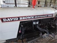 David Brown DSL. Tractor - 1971