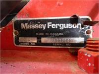 "MF520 wheeled 14' disc w/ 20"" blades"