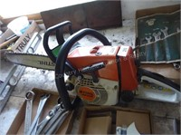 """Stihl MS260 w/ 18"""" bar (was just tuned up)"""