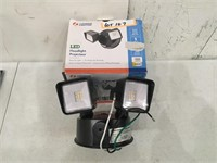 Lithonia Lighting LED Floodlight Open Box