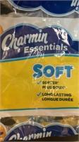 12 rolls charmin toilet paper