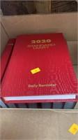 2020 standard diary