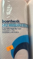 6 boardwalk roll towels