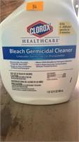 3 Clorox cleaner