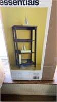 3 shelf trestle bookcase by room essentials