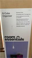 8 cube organizer by Room Essentials
