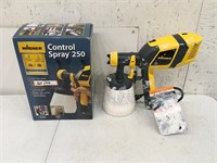 Wagner Control Spray 250 USED