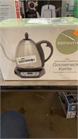 Bobavita gooseneck kettle