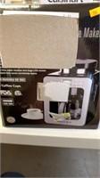 Secure coffee maker