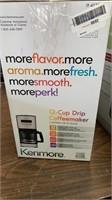 Kenmore Coffee Maker