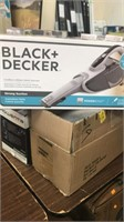 Black & Decker hand vacuum