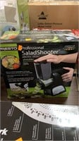 Professional Salad shooter