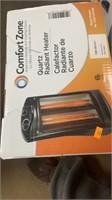 Comfort Zone Radiant Heater