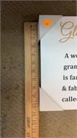 Glam-ma sign