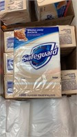 6  4 pack of Safeguards bars