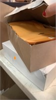 2 boxes universal clasp envelopes