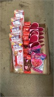 Miscellaneous candy flat