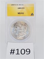 MAY COINS & ANTIQUES ONLINE AUCTION