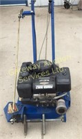 Zamboni Indoor Rink Ice Edger with 8.5 HP....