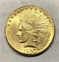 May Coin and Currency Auction