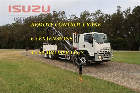 2012 Isuzu FVY 1400 Used Isuzu Trucks - Trucks for Sale
