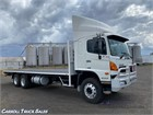 2009 Hino 500 Series 2632 FM Table / Tray Top