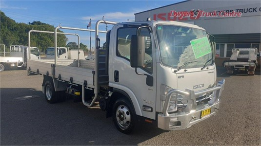 2018 Isuzu NPR 45 155 AMT Premium Tradepack Dwyers Truck Centre - Trucks for Sale