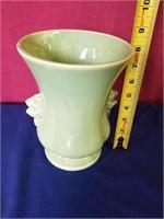 pottery   no marks