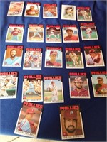 ball cards  phyllies