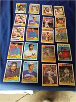 ball cards  all stars and record breakers