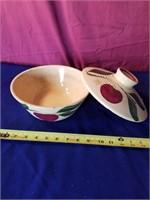 watt bowl w/ lid