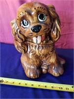 cookie Jar   dog    1971