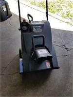 yard machine snow blower