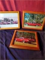 car photos  framed