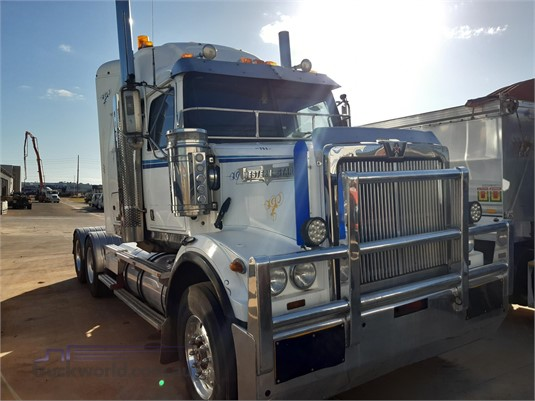 2008 Western Star 4800FX - Trucks for Sale