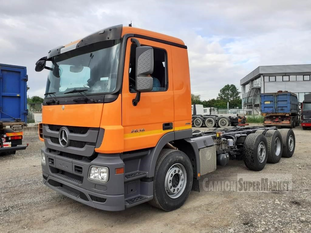 Mercedes-Benz ACTROS 2636 used