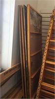 Haul master heavy duty scaffolding single stage