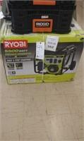 Ryobi 5500 watt portable generator