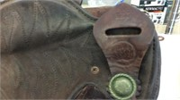 American mustang saddle 123   15 inch barrel