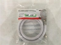 "5 FT Dishwasher Connector 3/8"" Outlet NEW"
