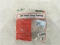 New 20' Clear Vinyl Tubing