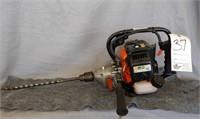 Tanaka Ted-270pfr. Gas drill